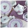 Kütahya Porselen 33 Parça 8435 Desen Kahvaltı Takımı Tabak