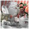 Kütahya Porselen Leonberg 8526 Desen 43 Parça Kahvaltı Takımı