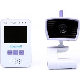 Weewell WMV812 Dijital Bebek İzleme Cihazı (Kablosuz 300m) Bebek Telsizi
