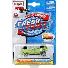 Maisto Metal Renk Değiştiren Araçlar F1 Yeşil Arabalar