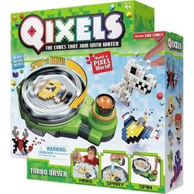 Cicibiciler Qixels Jet Kurutucu Eğitici Oyuncaklar