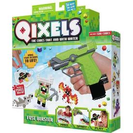 Cicibiciler Qixels Su Tabancalı Set Eğitici Oyuncaklar