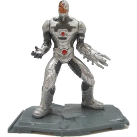 Giochi Preziosi Figz Dc Comics Cyborg Figür Oyuncak 8 Cm Figür Oyuncaklar