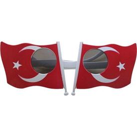 Parti Paketi Bayrak Gözlük Parti Gözlüğü