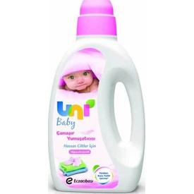 Uni Baby Gk-9470372 Bebek Çamaşır Yumutacısı 1500 Ml Deterjan & Yumuşatıcı