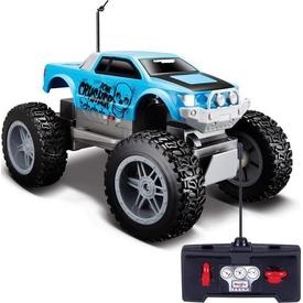 Maisto Tech Rock Crawler Junior Uzaktan Kumandalı Araba A. Mavi Arabalar