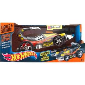 Road Rippers Hot Wheels Scorpedo Hareketli Sesli Ve Işıklı Oyuncak Araba Arabalar