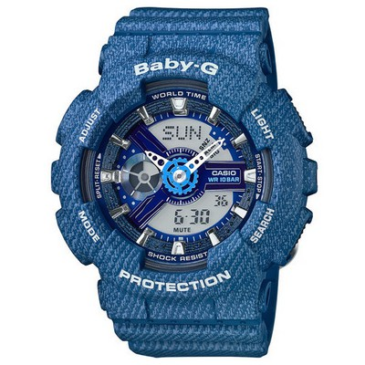 Casio Ba-110dc-2a2dr Baby-g Kadın Kol Saati