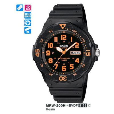 Casio Mrw-200h-4bvdf Standart Erkek Kol Saati