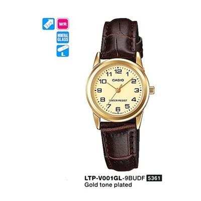 Casio LTP-V001GL-9BUDF Standart Kadın Kol Saati