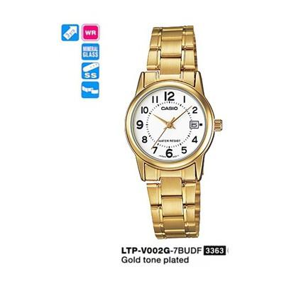 Casio LTP-V002G-7BUDF Standart Kadın Kol Saati