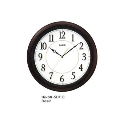 Casio Iq-60-5df Duvar Duvar Saati
