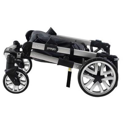 Prego 2070 Yeni Laon Travel Bebek Arabası Kahverengi Travel Sistem Bebek Arabası