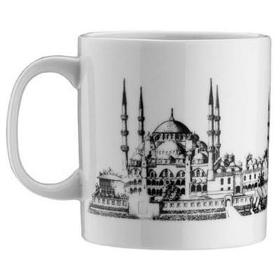 Kütahya Porselen Sultanahmet Kupa Bardak & Kupa