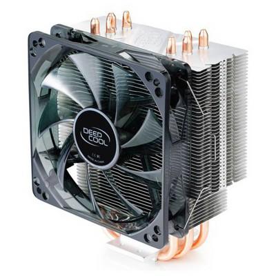 Deep Cool Gammaxx 400 120x25mm  CPU Soğutucu Fan