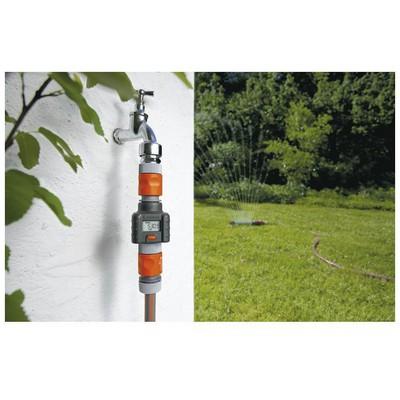 Gardena 8188-20 Akıllı Su Sayacı Hortum Bağlantısı
