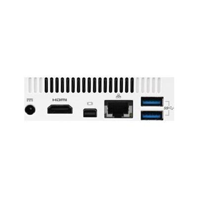 MSI MINIPC CUBI-055XEU i3-5005U 4GB 128GB SSD DOS Beyaz-Beyaz-Beyaz Mini PC