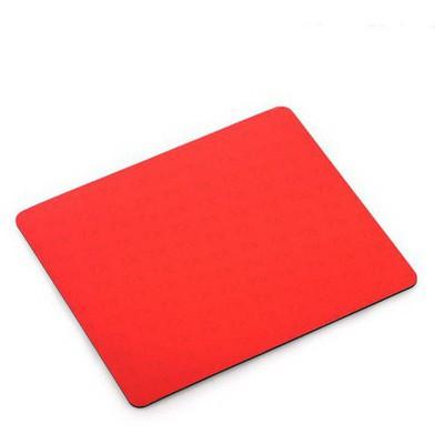 TX ACMPAD03RD Tek Renk Baskısız Mousepad -240x200x2mm (KIRMIZI) Mouse Pad