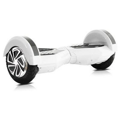 """SmartFun Mysmartfun Balance Scooters 8""""inç White Elektrikli Kaykay Bahçe Oyuncakları"""
