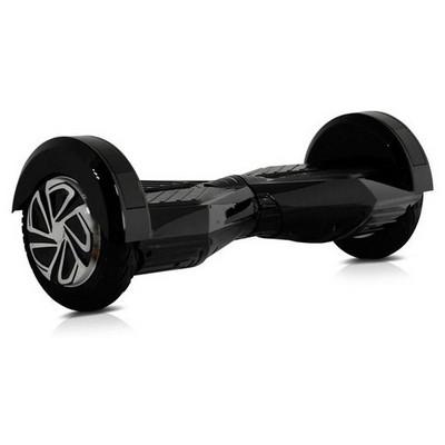 """SmartFun Mysmartfun Balance Scooters 8""""inç Black Elektrikli Kaykay Bahçe Oyuncakları"""