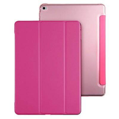 Microsonic Ipad Pro 9.7 Kılıf Smart Case Ve Arka Koruma Pembe Tablet Kılıfı