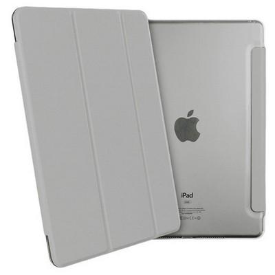 Microsonic Ipad Pro 9.7 Kılıf Smart Case Ve Arka Koruma Gri Tablet Kılıfı