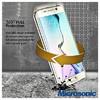 Microsonic Samsung Galaxy S6 Kılıf 6 Tarafı Tam Full Koruma 360 Clear Soft Şeffaf Cep Telefonu Kılıfı