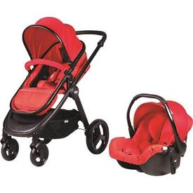 Sunny Baby 744 Calibra Travel Bebek Arabası Kırmızı Travel Sistem Bebek Arabası