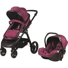 Sunny Baby 744 Calibra Travel Bebek Arabası Mor Travel Sistem Bebek Arabası