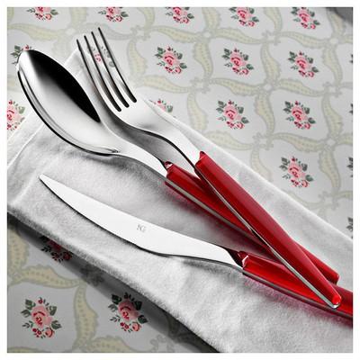Kütahya Porselen 30 Parça ÇKB Seti Kırmızı TCMJCKB8889200C