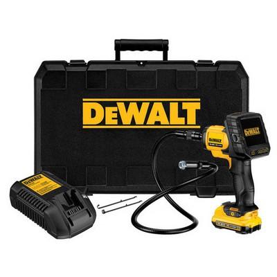 Dewalt Dct410d1 10.8volt/2.0ah Li-ıon Profesyonel 17mm Inceleme Kamerası Tesisatçı Makinesi