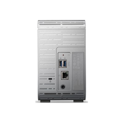 WD My Cloud Mirror 8TB NAS (WDBWVZ0080JWT)