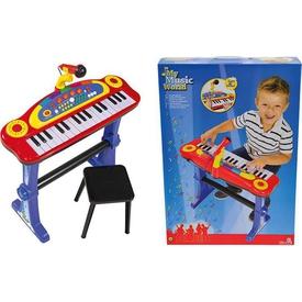 Simba My Music World Standlı Mikrofonlu Keybord Eğitici Oyuncaklar