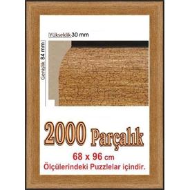 Educa Polistiren Çerçeve (96 X 68 Cm.) Puzzle