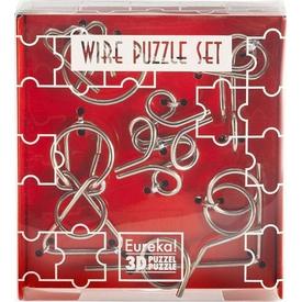 Educa Eureka Wire  Set-red Puzzle