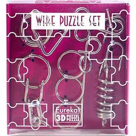 Educa Eureka Wire  Set-purple Puzzle