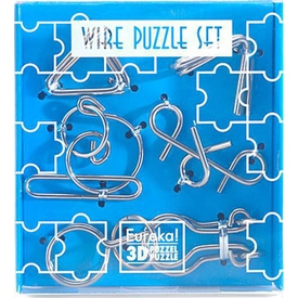 Educa Eureka Wire  Set-blue Puzzle