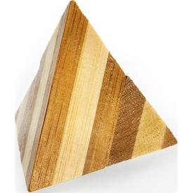 Educa Eureka Bamboo  Pyramid Puzzle