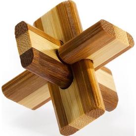 Educa Eureka Bamboo  Doublecross Puzzle