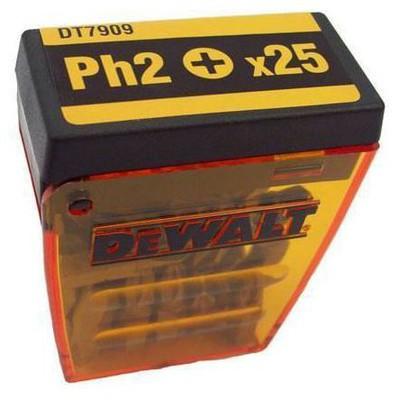 Dewalt Dt7909 25 Adet Ph2 Vidalama Uç Seti Makine Aksesuarı
