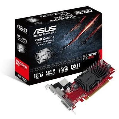 Asus Radeon R5 230 Silent 1G Ekran Kartı
