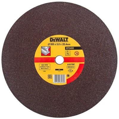 Dewalt Dt3450 1 Adet 355mm Profil Kesme Diski Makine Aksesuarı