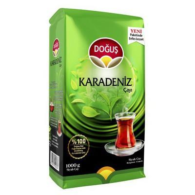 Doğuş Karadeniz  Bergamot Aromalı 1000 G Dökme Çay