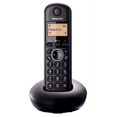 Panasonic Kx-tgb210 Dect T 50 Rehber Caller Id Sıyah Alarm Telsiz Telefon