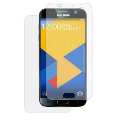 Microsonic Samsung Galaxy S7 Ön + Arka Köşeler Dahil Tam Ekran Kaplayıcı Film Ekran Koruyucu Film
