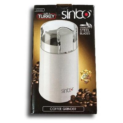 Sinbo SCM-2934  Beyaz Kahve Öğütücü