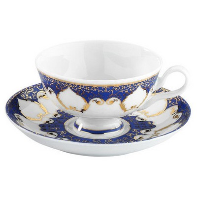 Kütahya Porselen El Yapımı Armin Iki Kişilik Kişilik Kahve Fincan Takımı Çay Seti