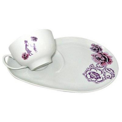 Arte Bianco Anneler Günü Ikram Seti Çay Seti