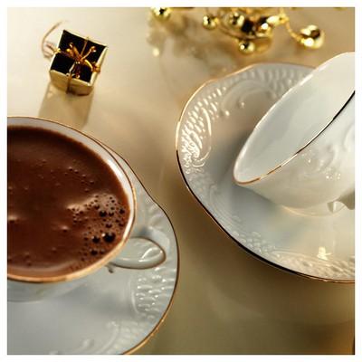Arte Bianco Karmina Iki Kişilik Kahve Takımı Çay Seti