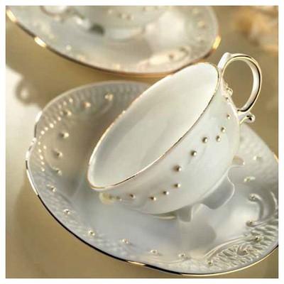 Kütahya Porselen El Yapımı Karmina Kahve Takımı Çay Seti